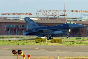 aéroport Marrakech-Menara-CityVol voyages
