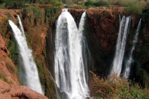 Maghreb - Cityvol Cityvol Voyages - Cascade Ouzoud - Maroc