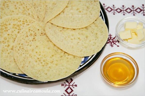 recette du baghrir - crêpes marocaines - Cityvol Voyages