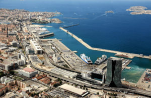 Grand port maritime de Marseille - traversées en ferry vers les pays du Maghreb