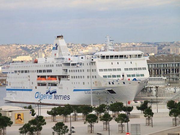 Algéries Ferries - paiement en 4 fois